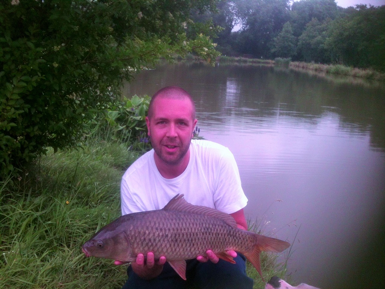 dave_first_carp_of_the_day